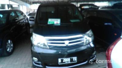 Harga 2006 Toyota Alphard SG - PriceNia com