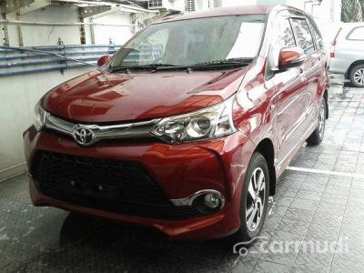 2015 Toyota Avanza Veloz 1.5 AT