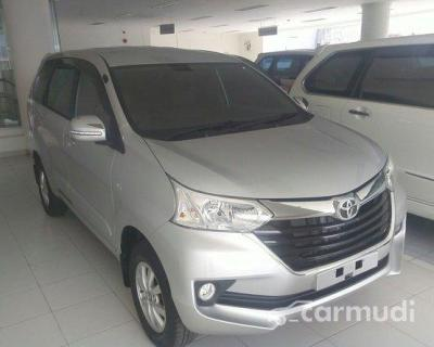 2016 Toyota Avanza Grand New Avanza G 1.3 Manual
