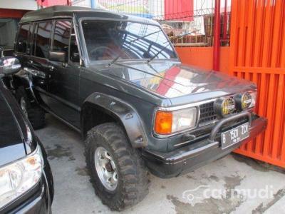Harga Chevrolet Trooper 23 L 1994 Pricenia
