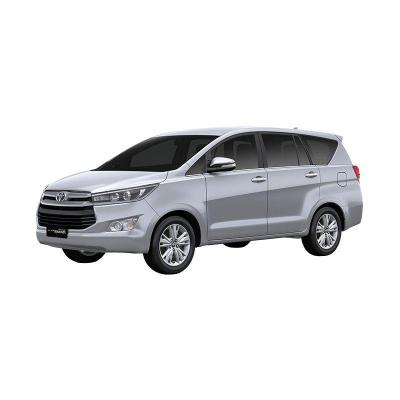 Toyota All New Kijang Innova 2.4 Q MT Silver Metallic Mobil [Diesel]