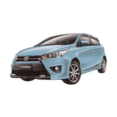 Toyota All New Yaris 1.5 S A/T TRD Frozen Blue Metallic Mobil
