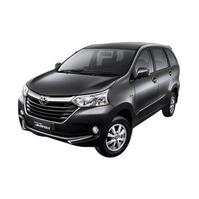 Toyota New Avanza 1.3 E A/T STD non ABS Black Metallic Mobil