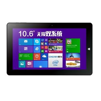 10.6''Inch CHUWI VI10 Pro Intel Z3736F Dual OS Win8.1+Android4.4 64bit Quad Core 2GB RAM 64GB ROM 1366*768 Tablet PC