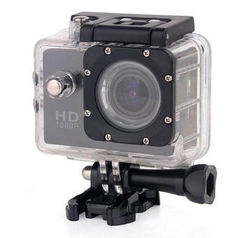 12mp 1080 Waterproof Action Camera + 1 Battery (Intl)