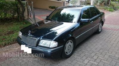 Harga 1997 Mercedes Benz C230 2 3 W202 2 3 Sedan Pricenia Com