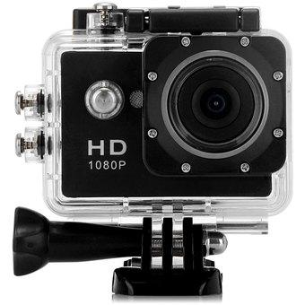 2 inch LCD HD 1080P Sports Action Camera 30m Waterproof MJPEG DVR
