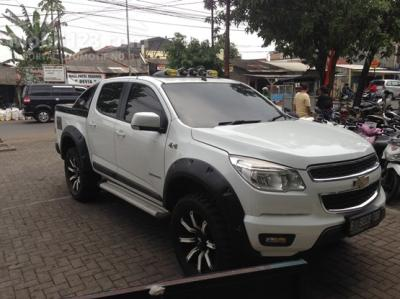 Harga Chevrolet Colorado 2 4 Pick Up Tahun 2012 Putih