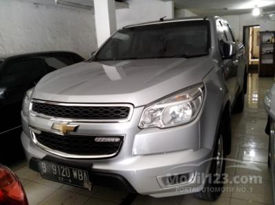 Harga 2012 Chevrolet Colorado 2 8l Double Cabin Diesel