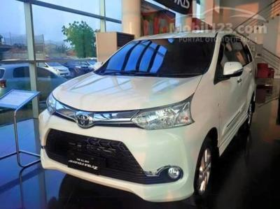 2015 Toyota Avanza Veloz Manual