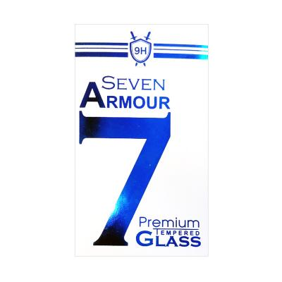 7 Armour Tempered Glass for Blackberry Q10