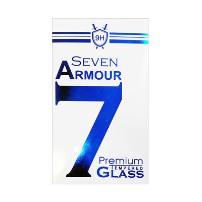 7 Armour Tempered Glass for LG G2