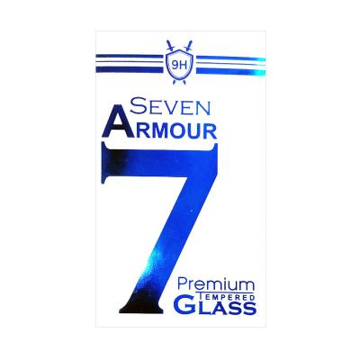 7 Armour Tempered Glass for Lenovo A7000/A7000 Plus/A7000 Special Edition