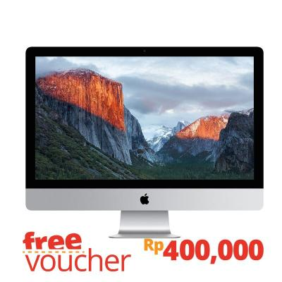 "APPLE iMac MK472 Retina 5K 27""/Core i5/8GB/1TB/AMD Radeon R9 M390 2GB - Toko Edition Original text"