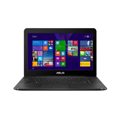 "ASUS X454YA-WX101D 14""/AMD E1-7010/2GB/500GB/Radeon R2/DOS Notebook - Black Original text"