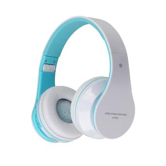 4efe54496eb AT-BT809 Foldable Wireless Bluetooth Stereo Headphone Headset with Mic / FM  / TF Card