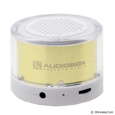 AUDIOBOX P200 SDU - Yellow