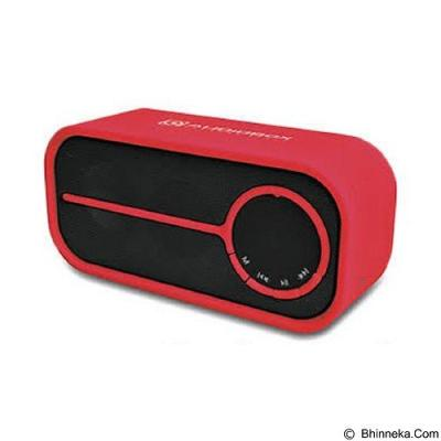 AUDIOBOX Speaker Portable [P2000 btmi] - Red