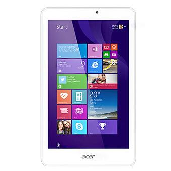 Acer Iconia Tab W1-810 8 Inch Tablet - 32GB Z3735G Windows 8.1 White