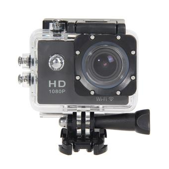 Action Camera 1080P HD Wifi SJ4000 2.0 Sports Camera With 5 Face Board (Intl)
