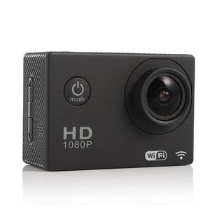 Action Camera 1080P Wifi 12Mp - Sporty Dv Like Xiaomi Yi Go Pro