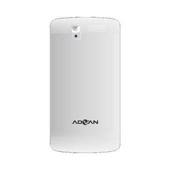 Advan Vandroid S4A + Softcase - 4GB - Putih