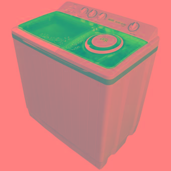 Harga Akari Mesin Cuci 2 Tabung 15 Kg - AWM-1520K - Khusus
