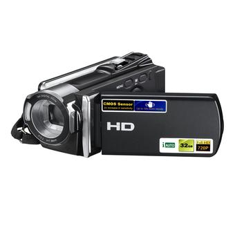 Ansee A240 Digital Video Camcorder (Black)