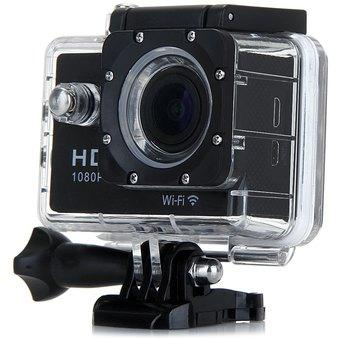 Ansee WiFi Sports Action Camera Waterproof