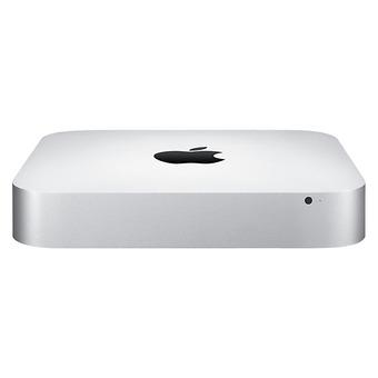 Apple Mac mini MGEM2 Desktop Computer, Intel Core i5, 4GB RAM, 500GB - Silver