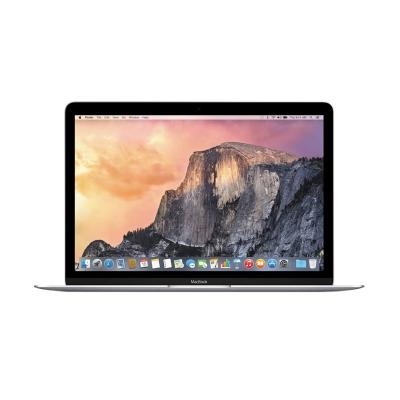 "Apple Macbook NEW MF855 Silver [12""/DualCore M 1.1GHz/8GB/SSD 256GB]"