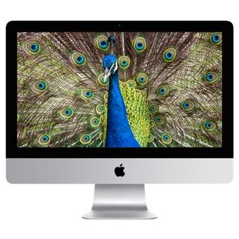 "Apple iMac 4K Retina Display MK452 Late 2015 - 21.5"" - Intel i5 - 8 GB - Silver"
