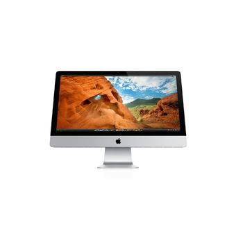 "Apple iMac ME087ZA/A Desktop - 21.5"" - Silver"