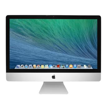 "Apple iMac MF883ZA/A Desktop - 21.5"" - Silver"