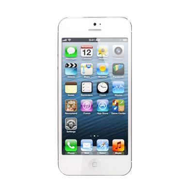 Apple iPhone 5 32GB White Smartphone [Apple Certified Pre-Owned]