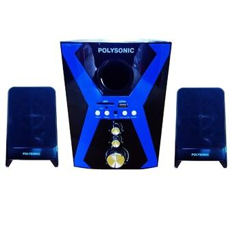 Audiobox Polysonic 818 Multimedia Speaker 2.1 - FM Radio