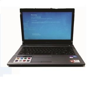 "Axioo RNTC845 - 4GB - Intel Dualcore 1037 - 14"" TouchScreen - Hitam"