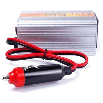 BUYINCOINS 150W Car Truck Boat USB DC 12V To AC 110V Power Inverter Converter Adapter
