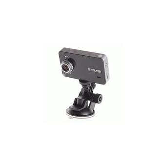 Baco Vehicle Black Box Car DVR Camera Recorder Full HD K6000 - Hitam