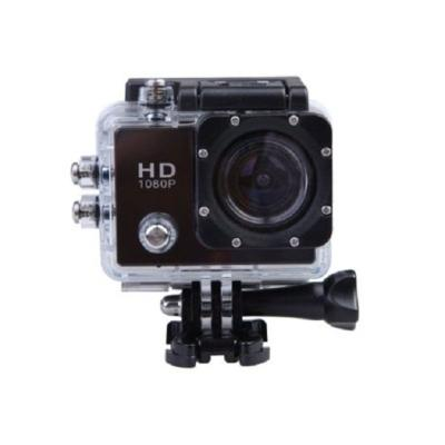 Bcare B-Cam X-2 Black Action Camera [12 MP/WiFi/Waterproof 30m/2 Inch] + Bcare SD Card 16 GB