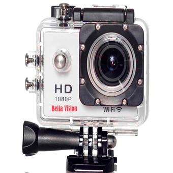 Bella Vision Action Camera BV-W8 (Silver)