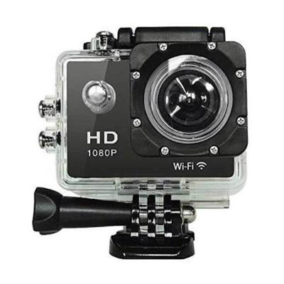 Bella Vision BV W 8 ED Wifi Black Action Cam