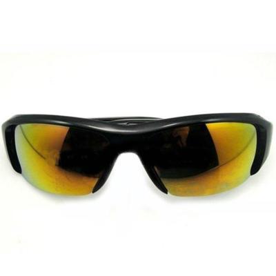 Best CT Spy/Sports Action HD720P Anti-Reflection Coated Sunglasses Camera - Hitam