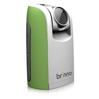 Brinno TLC200 Time Lapse Camera Recording HD Video Camcorder for Long Time Photography/Construction (Green)