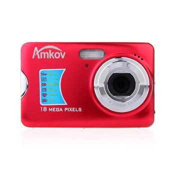 "CDFE HD Digital Camera 18MP 2.7"" TFT 8x Zoom Anti-shake Video Camcorder ("