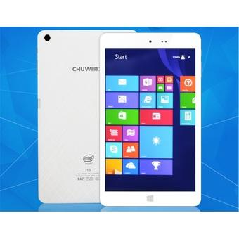 CHUWI Hi8 8.0 Tablet PC IPS 1920x1200 Windows 8 Intel Z3736F Quad-Core 1.3GHz 2GB RAM 32GB ROM 2MP (White)