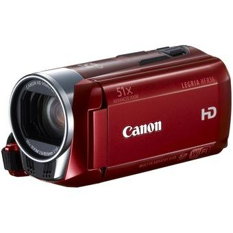 Canon LEGRIA HF-R28 Camcorder Red