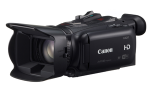 Canon XA20 High Definition Camcorder