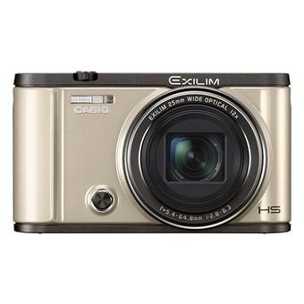 Casio EX-ZR3500 12.1 MP 12x Optical Zoom Beauty Digital Camera (Gold)