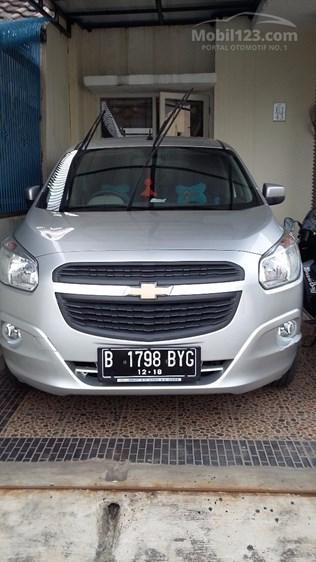 Harga Chevrolet Spin 12 Th 2013 Warna Silver Pricenia